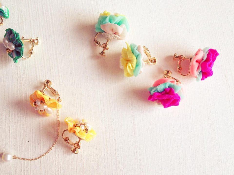 chuBBie.co earrings