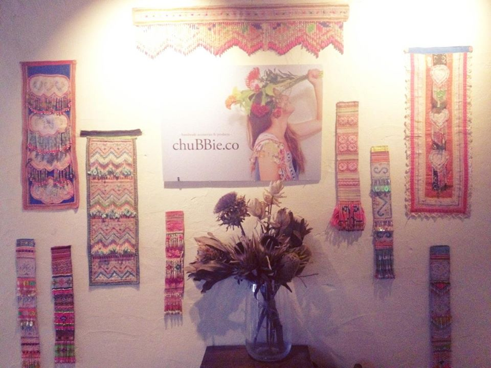 chuBBie.co exhibition